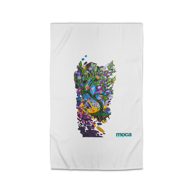 Wreckzilla Home Rug by MOCAshop's Artist Shop