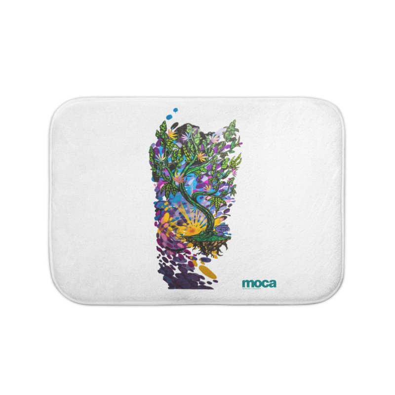 Wreckzilla Home Bath Mat by MOCA