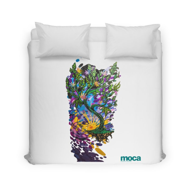 Wreckzilla Home Duvet by MOCA