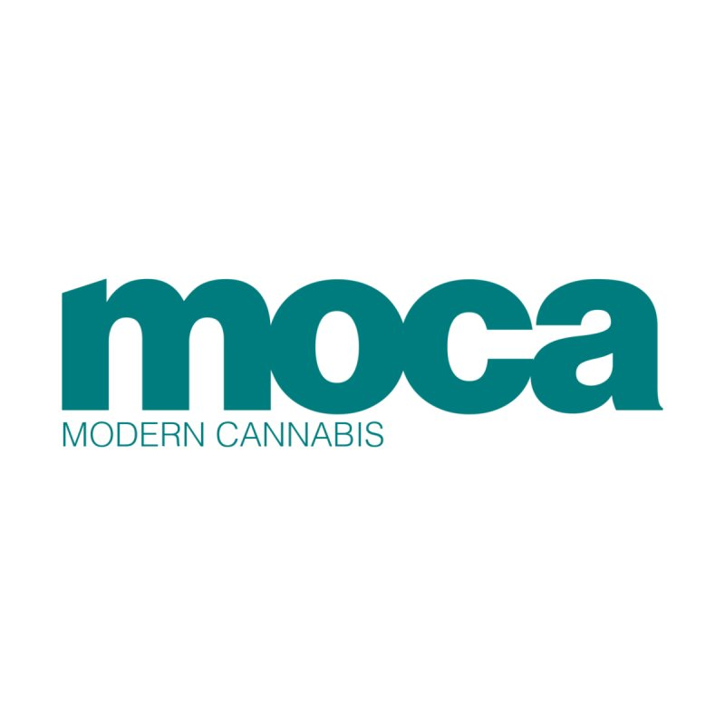 MOCA Logo Men's T-Shirt by MOCAshop's Artist Shop