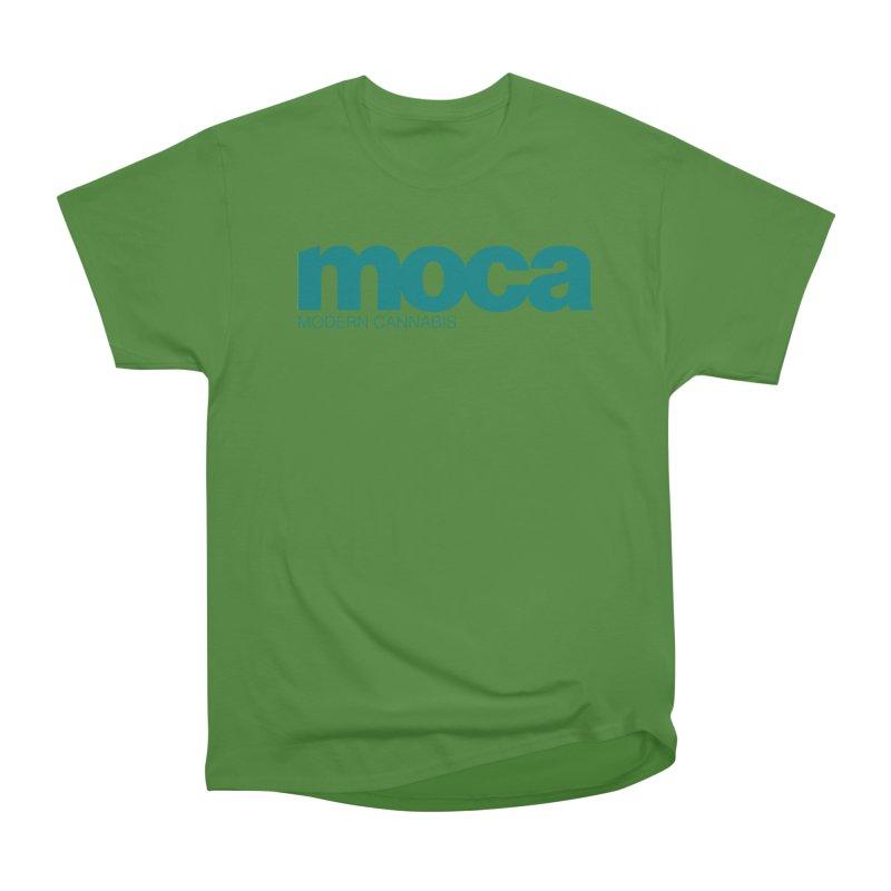 MOCA Logo Women's Classic Unisex T-Shirt by MOCAshop's Artist Shop