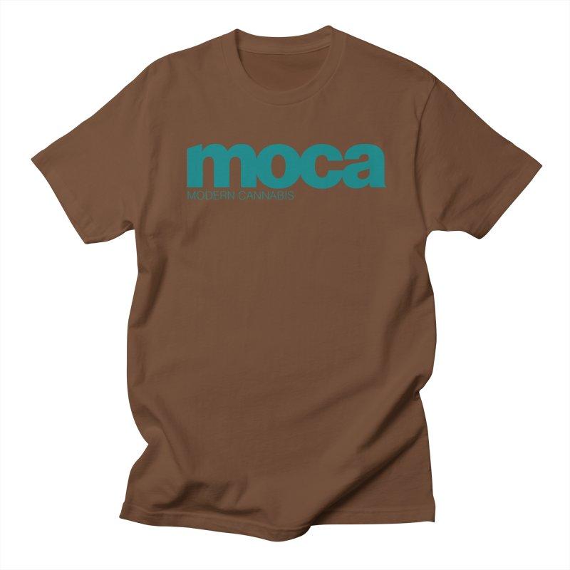 MOCA Logo Women's Regular Unisex T-Shirt by MOCAshop's Artist Shop
