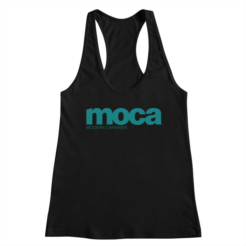 MOCA Logo Women's Tank by MOCA