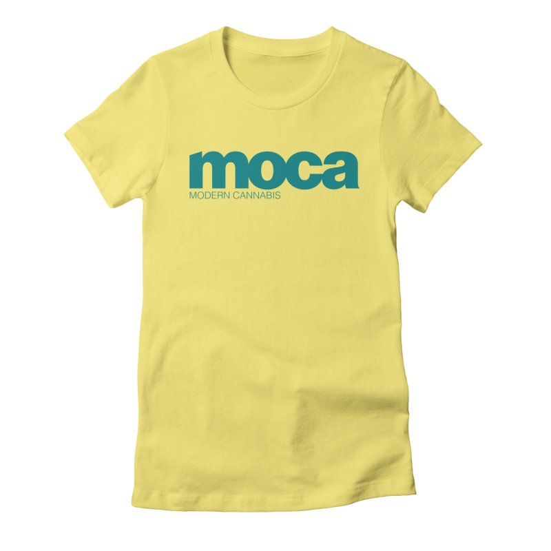 MOCA Logo Women's T-Shirt by MOCA