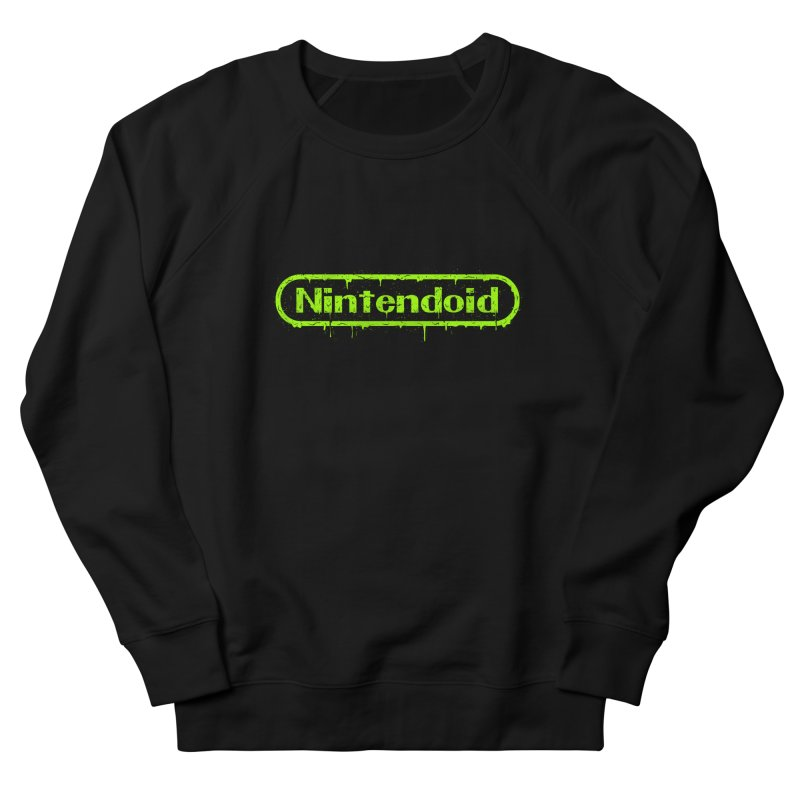 Nintendoid Men's Sweatshirt by UNDEAD MISTER