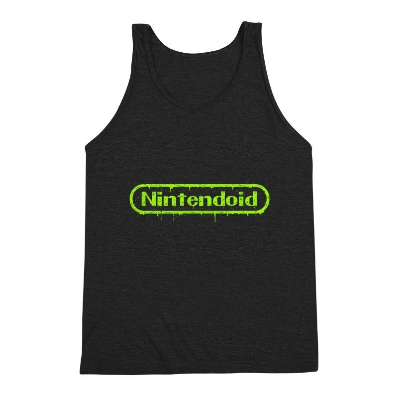 Nintendoid Men's Tank by UNDEAD MISTER