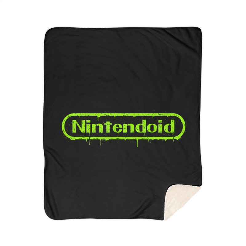 Nintendoid Home Blanket by UNDEAD MISTER