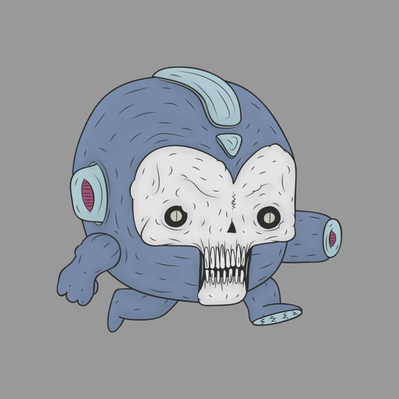 UNDEAD MEGAMAN   by UNDEAD MISTER