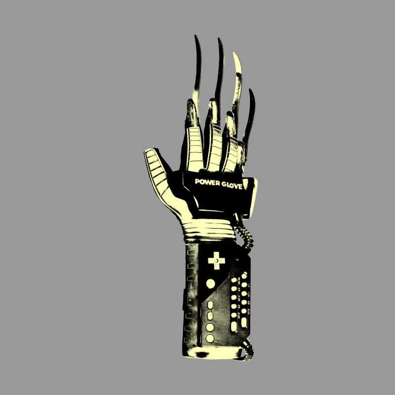 A NIGHTMARE POWER GLOVE   by UNDEAD MISTER