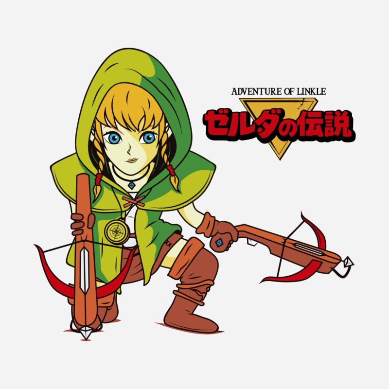 The adventure of Linkle! None  by UNDEAD MISTER