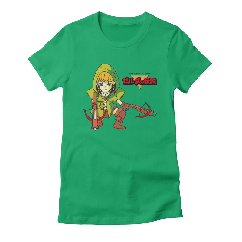 The adventure of Linkle!   by UNDEAD MISTER