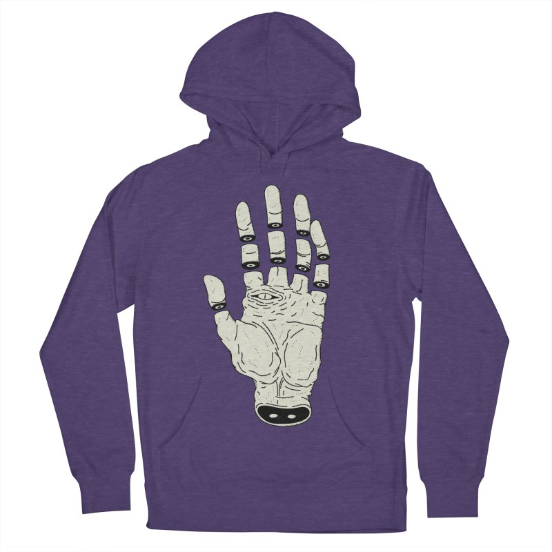 THE HAND OF DESTINY - LA MANO DEL DESTINO Women's Pullover Hoody by UNDEAD MISTER