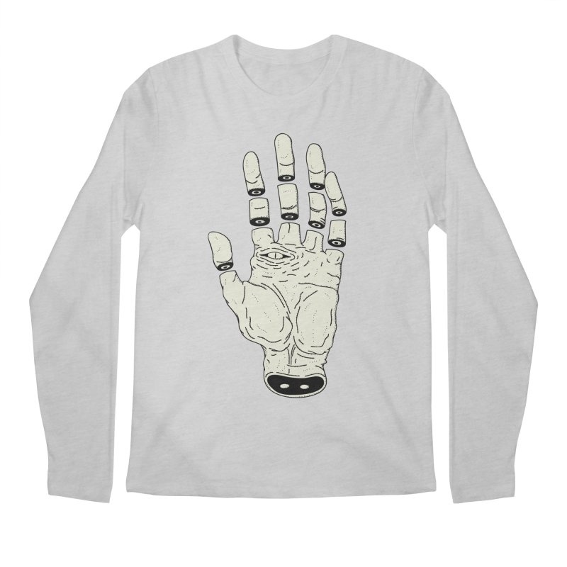 THE HAND OF DESTINY - LA MANO DEL DESTINO Men's Longsleeve T-Shirt by UNDEAD MISTER