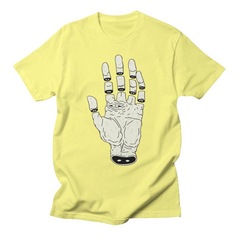 THE HAND OF DESTINY - LA MANO DEL DESTINO Men's T-shirt by UNDEAD MISTER