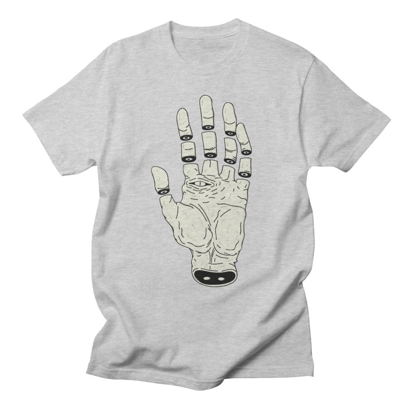 THE HAND OF DESTINY - LA MANO DEL DESTINO Women's Unisex T-Shirt by UNDEAD MISTER