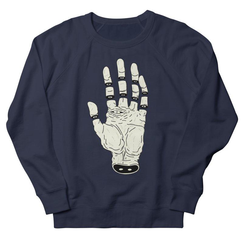 THE HAND OF DESTINY - LA MANO DEL DESTINO Women's Sweatshirt by UNDEAD MISTER
