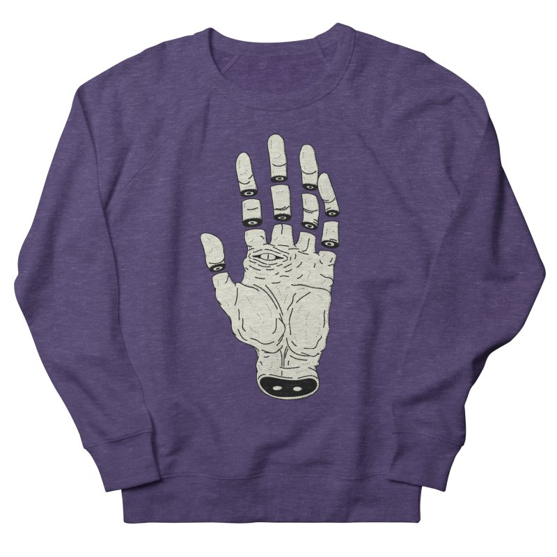 THE HAND OF DESTINY - LA MANO DEL DESTINO Men's Sweatshirt by UNDEAD MISTER