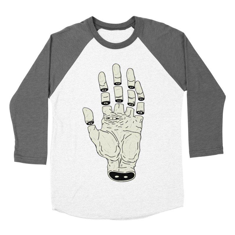 THE HAND OF DESTINY - LA MANO DEL DESTINO Women's Baseball Triblend T-Shirt by UNDEAD MISTER