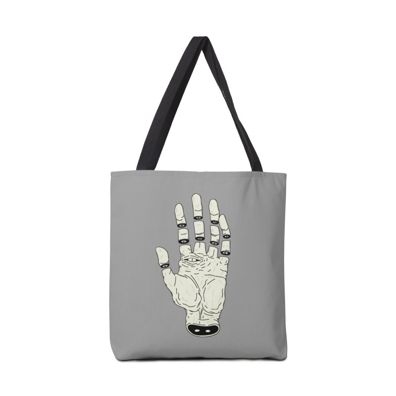 THE HAND OF DESTINY - LA MANO DEL DESTINO Accessories Bag by UNDEAD MISTER