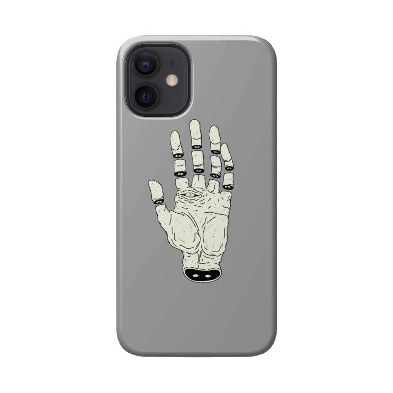 THE HAND OF DESTINY - LA MANO DEL DESTINO Accessories Phone Case by UNDEAD MISTER