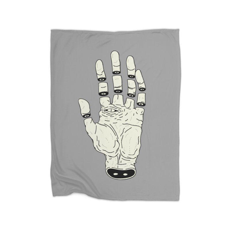 THE HAND OF DESTINY - LA MANO DEL DESTINO Home Blanket by UNDEAD MISTER