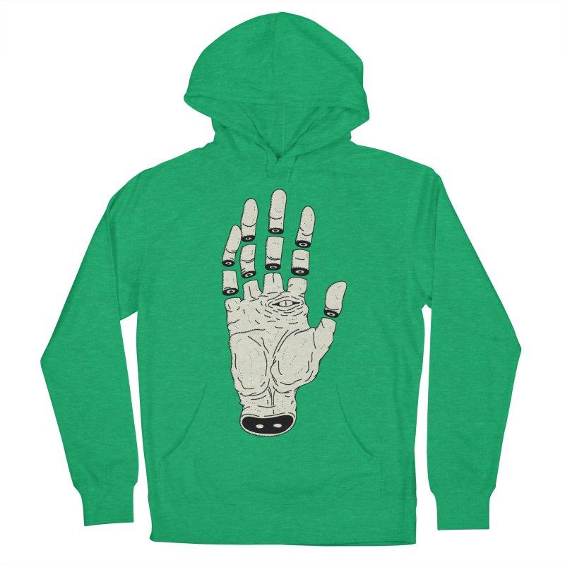 THE HAND OF ANOTHER DESTINY - LA MANO DEL OTRO DESTINO Women's Pullover Hoody by UNDEAD MISTER