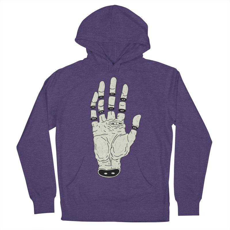 THE HAND OF ANOTHER DESTINY - LA MANO DEL OTRO DESTINO Men's Pullover Hoody by UNDEAD MISTER