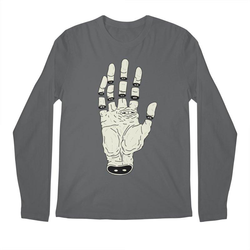 THE HAND OF ANOTHER DESTINY - LA MANO DEL OTRO DESTINO Men's Longsleeve T-Shirt by UNDEAD MISTER