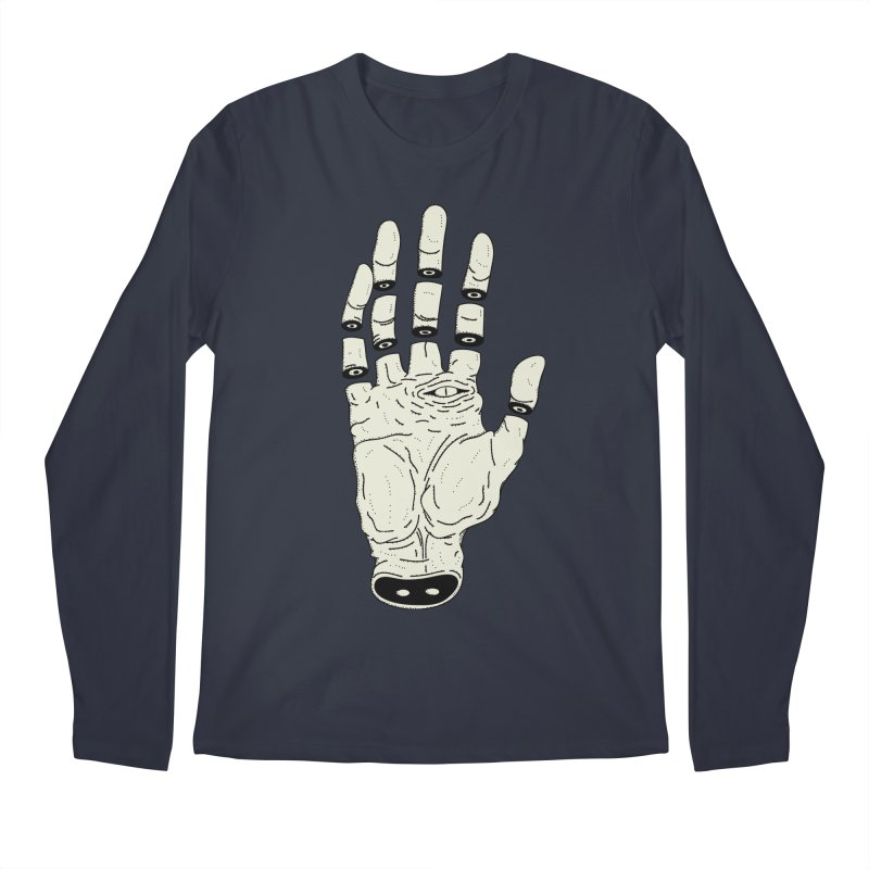 THE HAND OF ANOTHER DESTINY - LA MANO DEL OTRO DESTINO Men's Longsleeve T-Shirt by UNDEAD MISTER