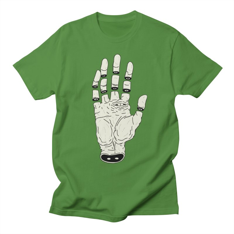 THE HAND OF ANOTHER DESTINY - LA MANO DEL OTRO DESTINO Men's T-Shirt by UNDEAD MISTER
