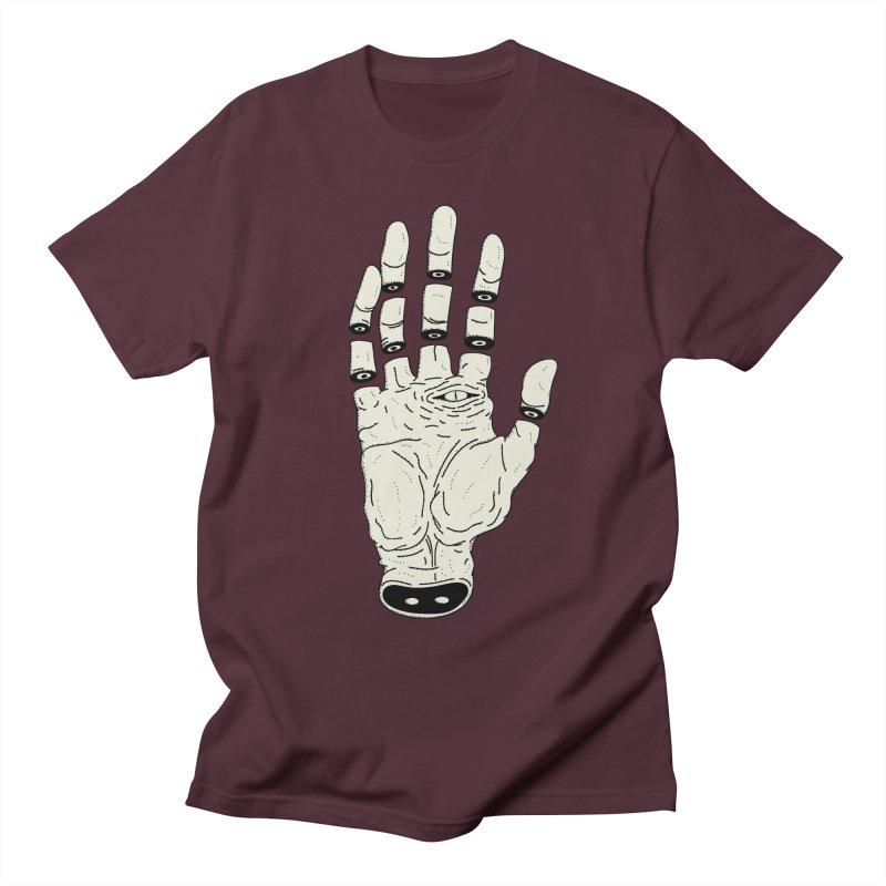THE HAND OF ANOTHER DESTINY - LA MANO DEL OTRO DESTINO Men's T-shirt by UNDEAD MISTER