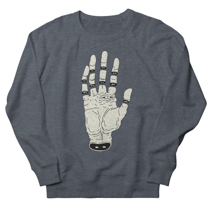 THE HAND OF ANOTHER DESTINY - LA MANO DEL OTRO DESTINO Women's Sweatshirt by UNDEAD MISTER