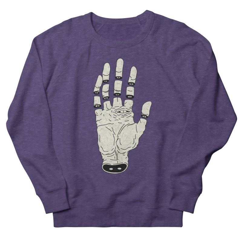 THE HAND OF ANOTHER DESTINY - LA MANO DEL OTRO DESTINO Men's Sweatshirt by UNDEAD MISTER