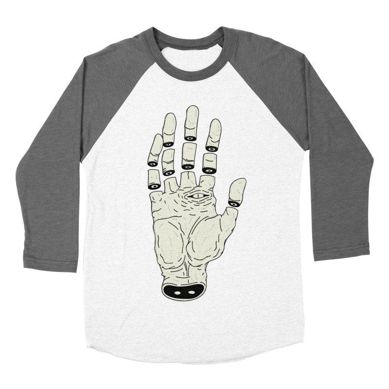 THE HAND OF ANOTHER DESTINY - LA MANO DEL OTRO DESTINO Women's Baseball Triblend T-Shirt by UNDEAD MISTER