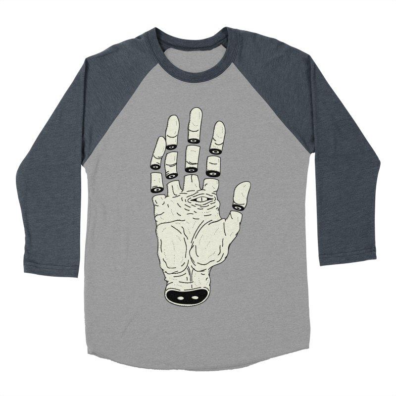 THE HAND OF ANOTHER DESTINY - LA MANO DEL OTRO DESTINO Men's Baseball Triblend T-Shirt by UNDEAD MISTER