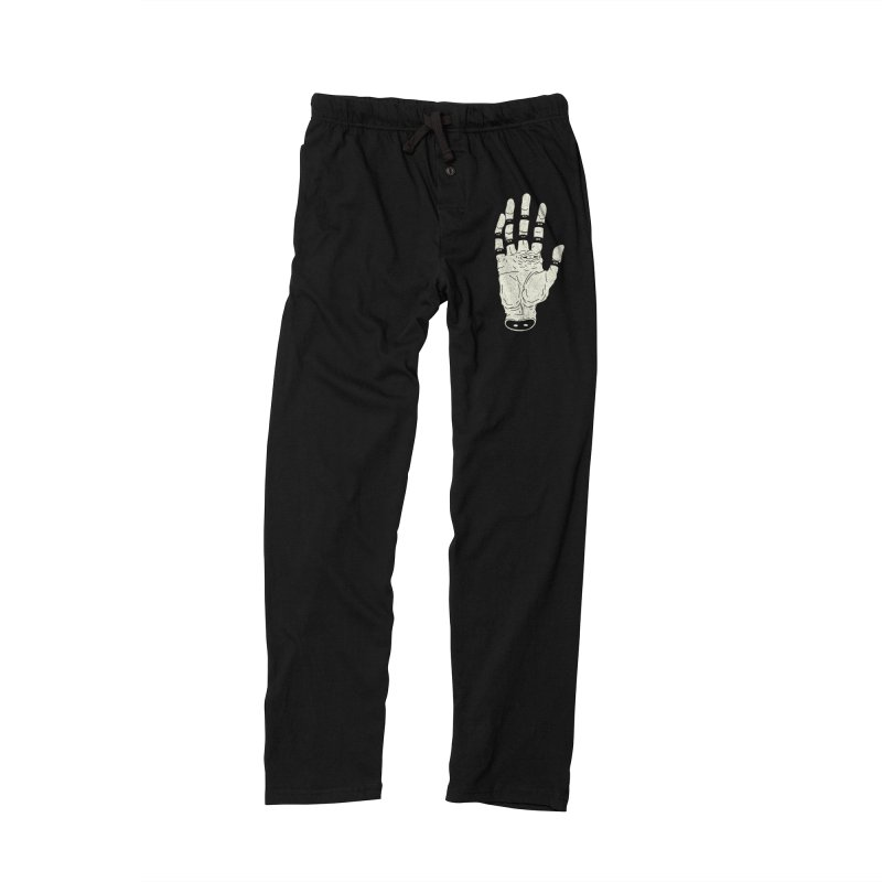 THE HAND OF ANOTHER DESTINY - LA MANO DEL OTRO DESTINO Men's Lounge Pants by UNDEAD MISTER