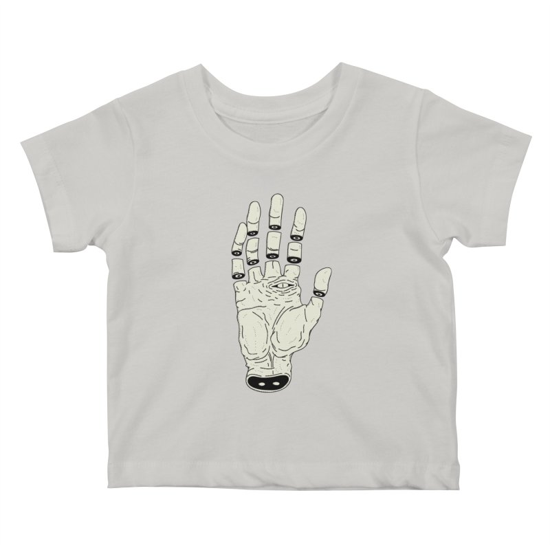 THE HAND OF ANOTHER DESTINY - LA MANO DEL OTRO DESTINO Kids Baby T-Shirt by UNDEAD MISTER