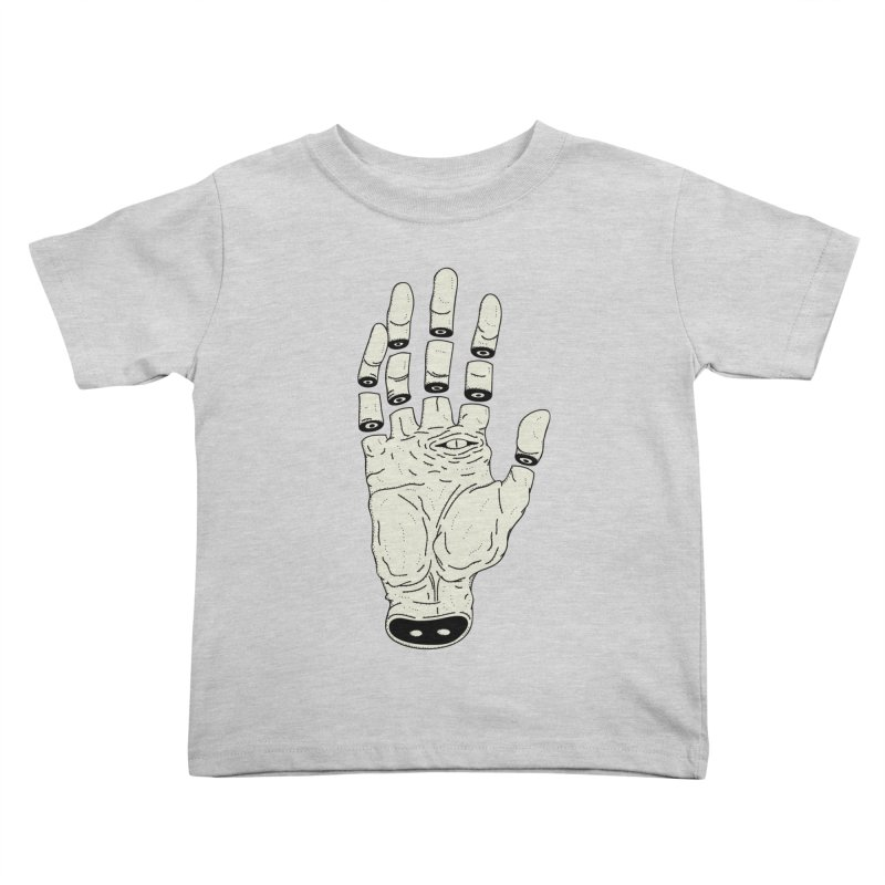 THE HAND OF ANOTHER DESTINY - LA MANO DEL OTRO DESTINO Kids Toddler T-Shirt by UNDEAD MISTER