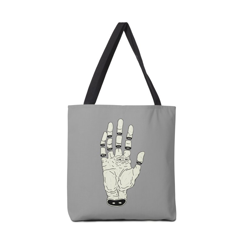 THE HAND OF ANOTHER DESTINY - LA MANO DEL OTRO DESTINO Accessories Bag by UNDEAD MISTER