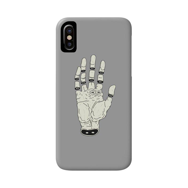THE HAND OF ANOTHER DESTINY - LA MANO DEL OTRO DESTINO Accessories Phone Case by UNDEAD MISTER