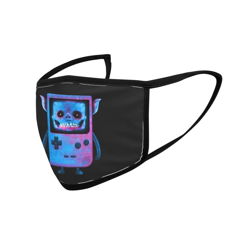 UNDEAD BOY Accessories Face Mask by UNDEAD MISTER