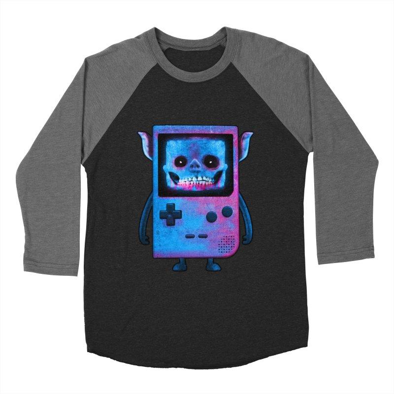 UNDEAD BOY Men's Baseball Triblend T-Shirt by UNDEAD MISTER