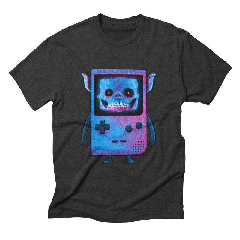 UNDEAD BOY Men's Triblend T-shirt by UNDEAD MISTER