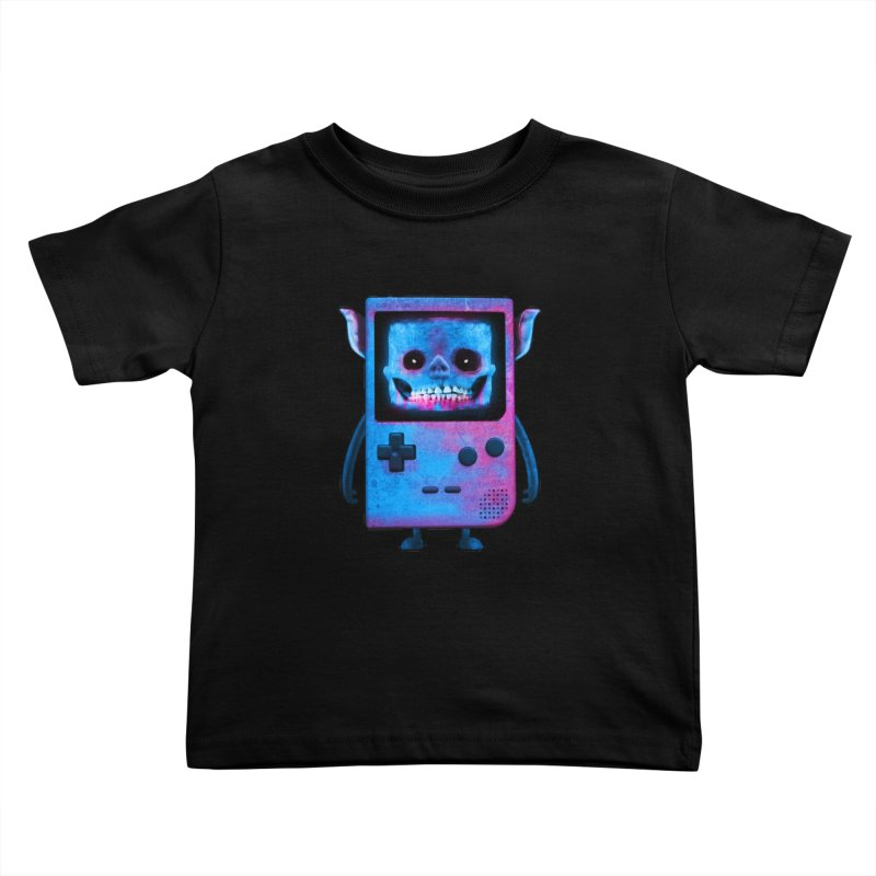 UNDEAD BOY Kids Toddler T-Shirt by UNDEAD MISTER