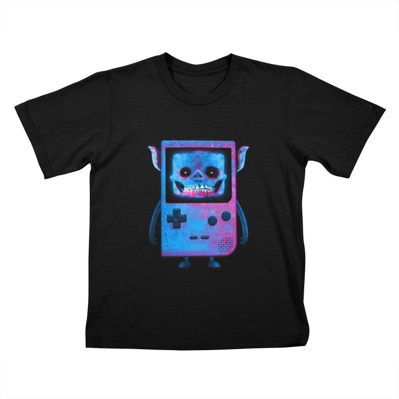 UNDEAD BOY Kids T-shirt by UNDEAD MISTER