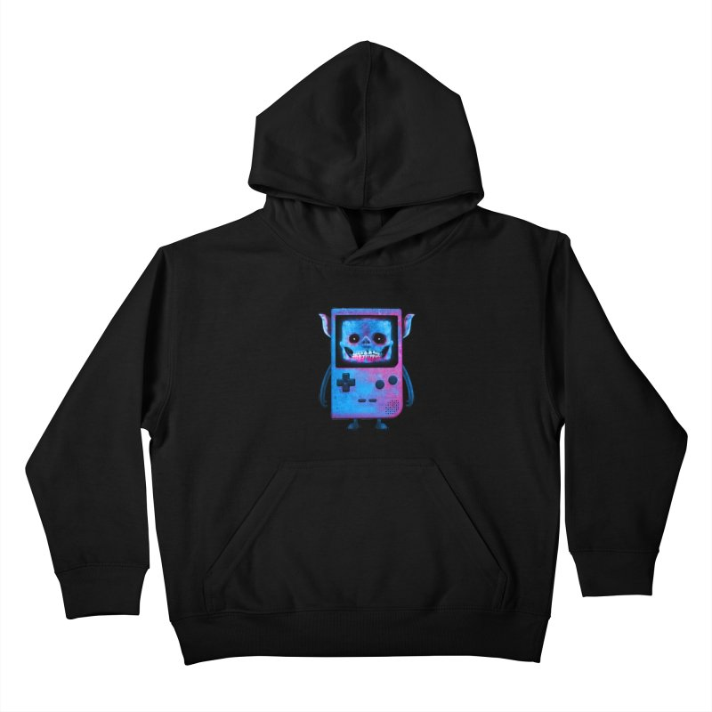 UNDEAD BOY Kids Pullover Hoody by UNDEAD MISTER