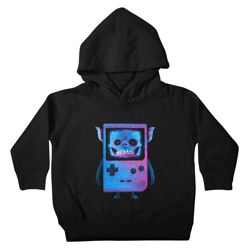 UNDEAD BOY Kids Toddler Pullover Hoody by UNDEAD MISTER
