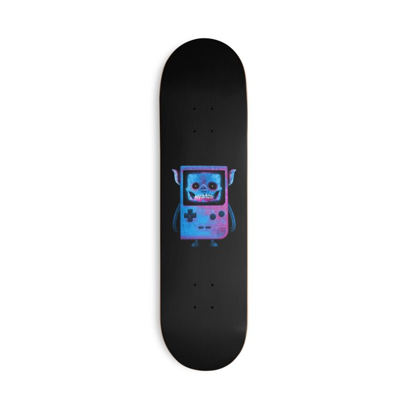 UNDEAD BOY Accessories Skateboard by UNDEAD MISTER