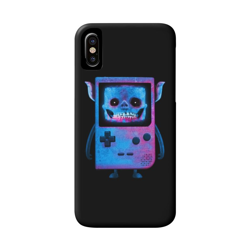 UNDEAD BOY Accessories Phone Case by UNDEAD MISTER