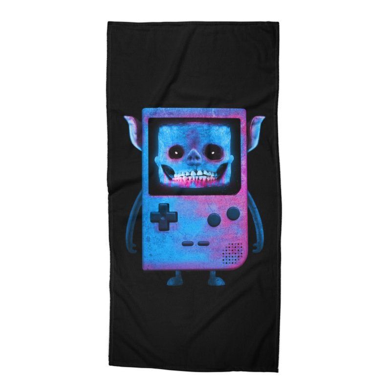 UNDEAD BOY Accessories Beach Towel by UNDEAD MISTER